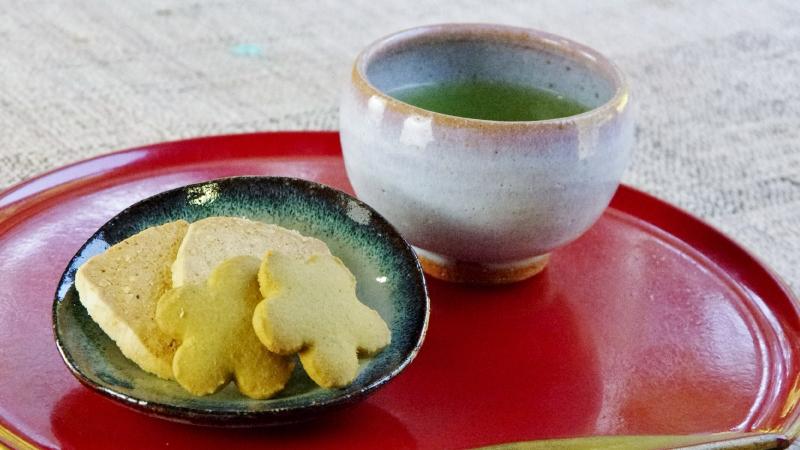 クッキーセット(日本茶)