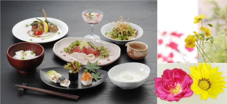 花べるじゅにぎわい膳 ☆要予約☆
