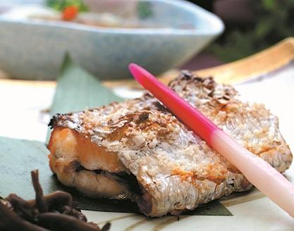塩焼き太刀魚